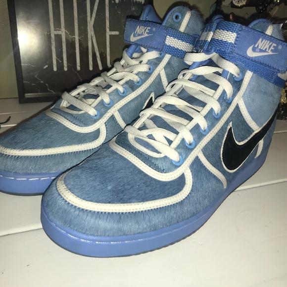 le scarpe nike super rare vandalo alto supremo 2007 nba pack poshmark